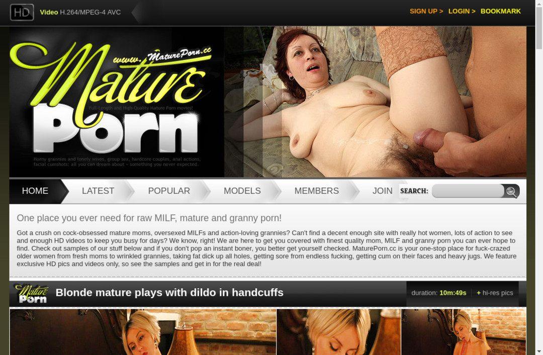 Porn mature login